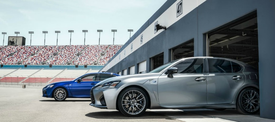 Lexus F performance driving school