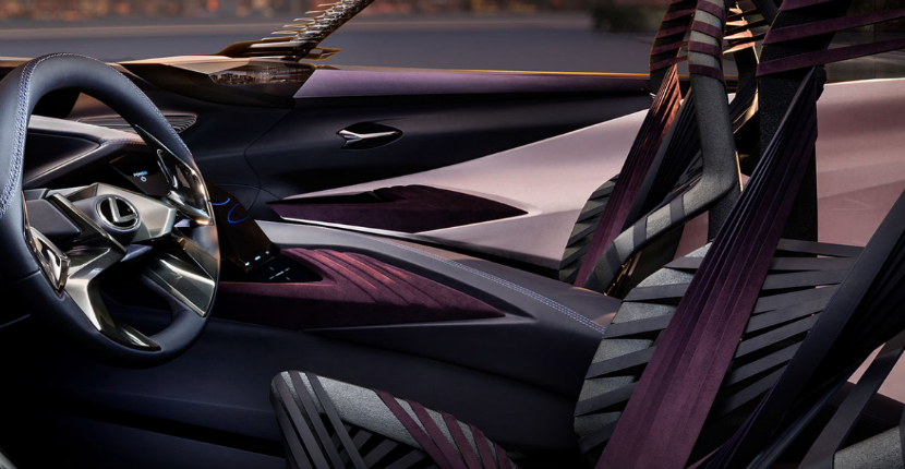 Lexus gets Kinetic Seats