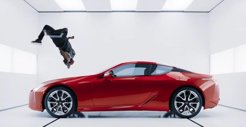 Lexus Super Bowl
