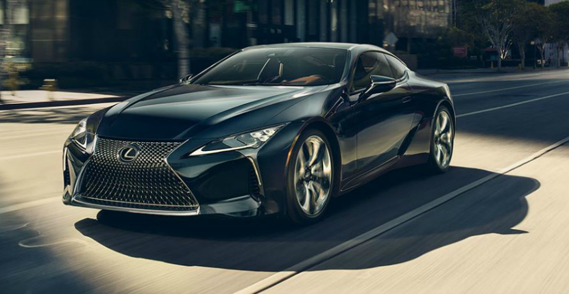 New Lexus Design