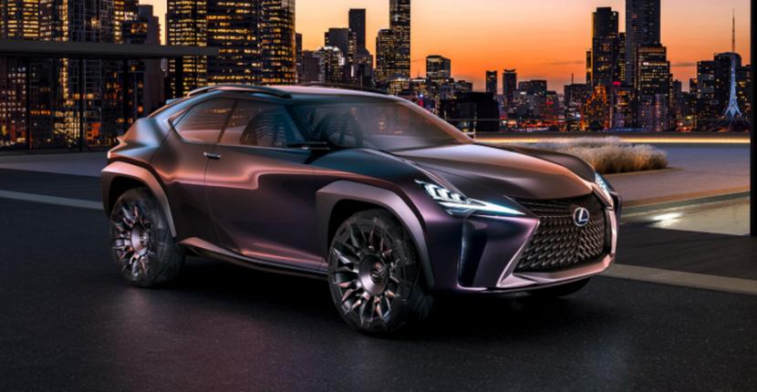 New 2018 Lexus UX