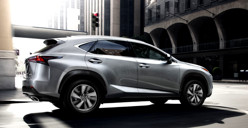 Keeping Up With the Crossover Hype by Introducing the 2018 Lexus NX