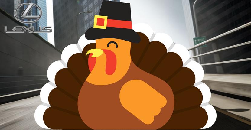 Turkey Day Traffic: Entertainment for Thanksgiving Travel