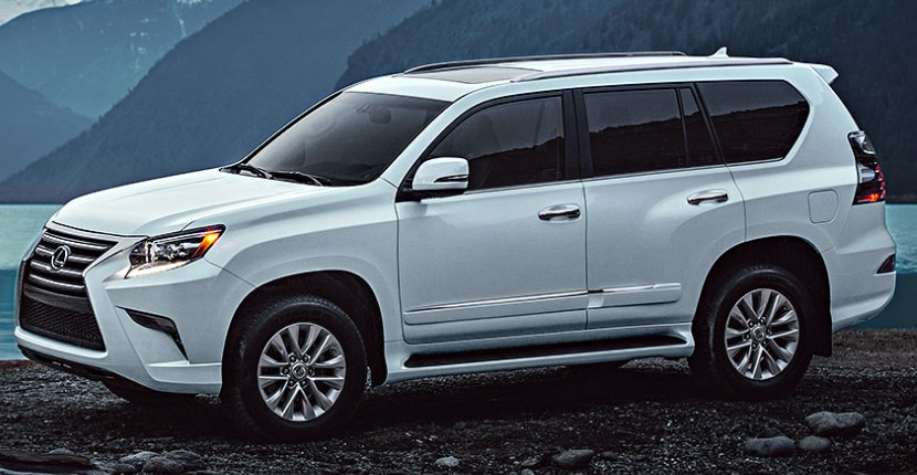 2018 Lexus GX 460 for sale