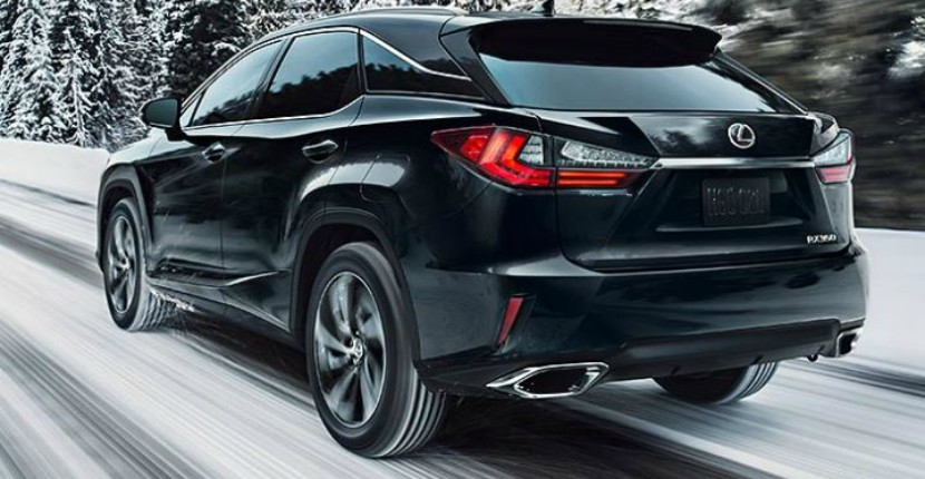 Getting To Know The 2018 Lexus Rx L