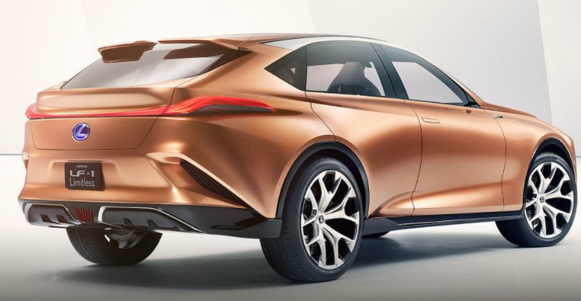 Lexus Unveils Another Concept Tease