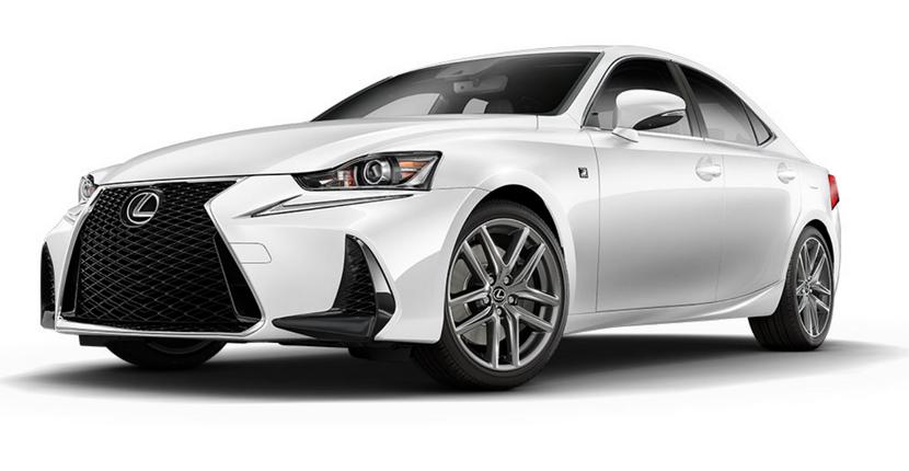 Lexus IS Sport F