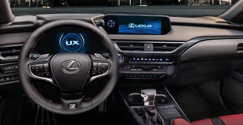 First CarPlay 2019 Lexus Model