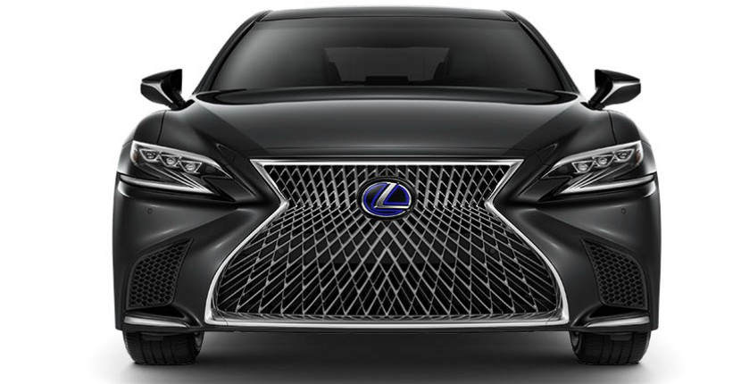 The 2018 LC 500—A Greener Luxury Lexus